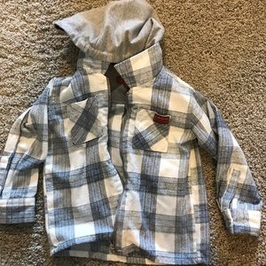 Baby Boy Seven for All Man Kind Hoodie Set